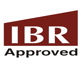 IBR Approved Products
